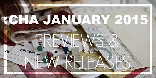 CHA January 2015 Previews & New Releases