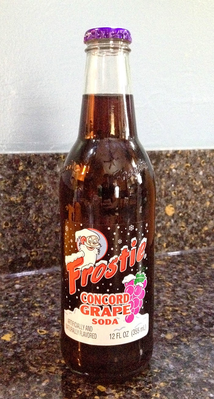 Frostie Concord Grape Soda