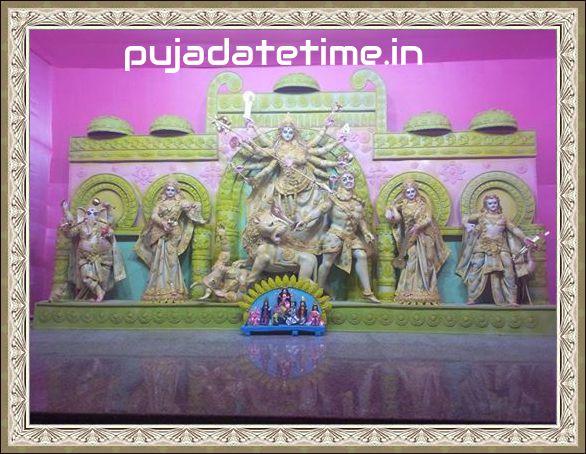Seth Colony Sarbajanin Durga Puja Live