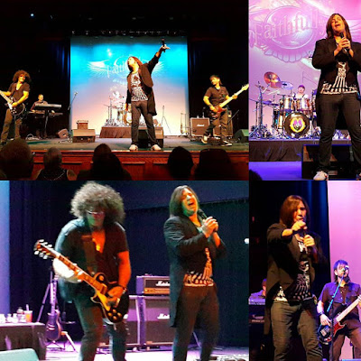 Faithfully featuring Jeff Salado rocks two sold-out shows in Covina!