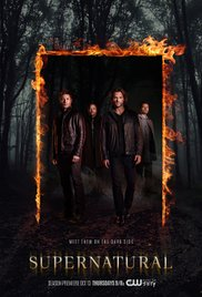 Série Supernatural - 12ª Temporada 2017 Torrent