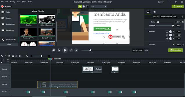 Cara-Edit-Video-Green-Screen-di-Camtasia-Terbaru