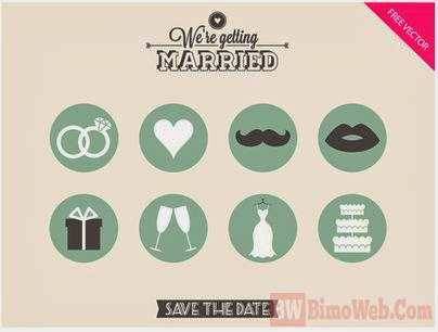 Wedding Icons Package