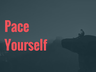 The Daily Grace - Pace Yourself