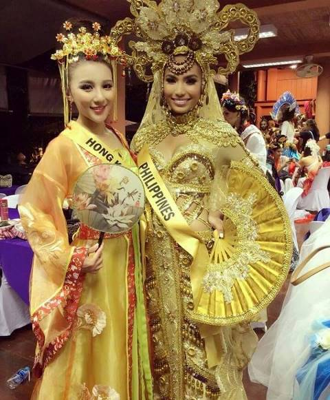 Bohol's Roving Eye: Pinoy Designers Win the Best Gown & Best