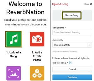 Cara Upload Lagu Di Reverbnation Terbaru