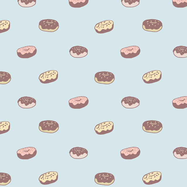 donut-print, donut-repeat, doughnut-repeat