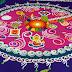 Rangoli - Diwali 2016