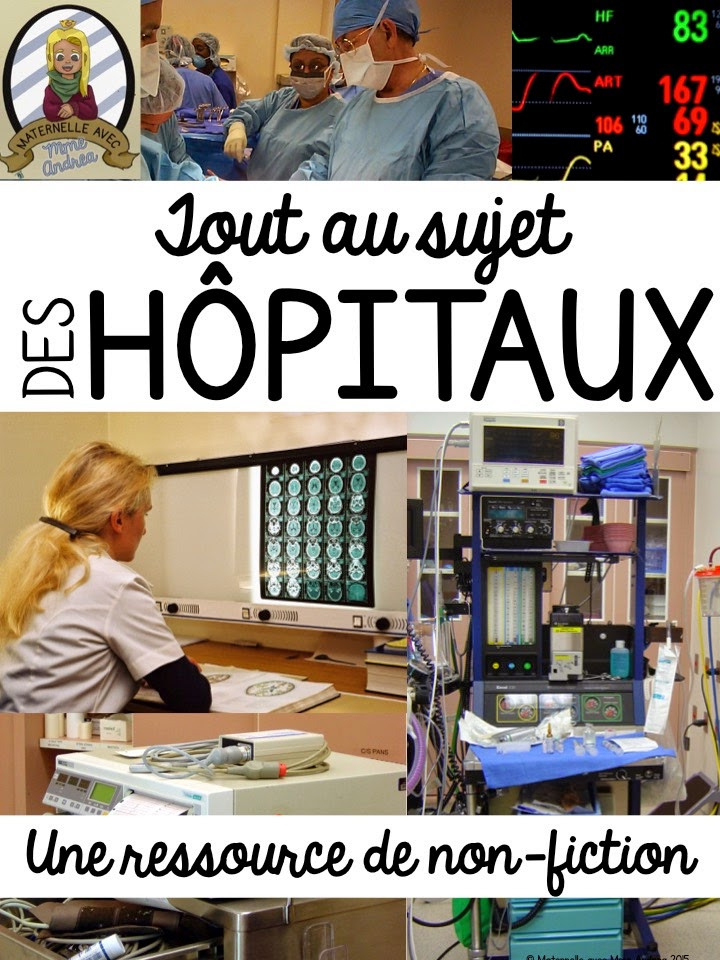 https://www.teacherspayteachers.com/Product/Les-hopitaux-une-ressource-de-non-fiction-FRENCH-all-about-hospitals-NF-1771518