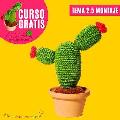 curso-gratis-amigurumi-puntos-basicos-tutorial-como-hacer-patrón-cactus