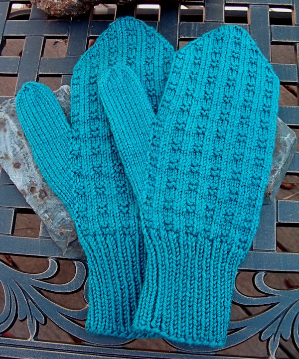 how to knit mittens wikihow flirt