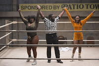 Sydelle Noel and Kia Stevens in GLOW Series (19)