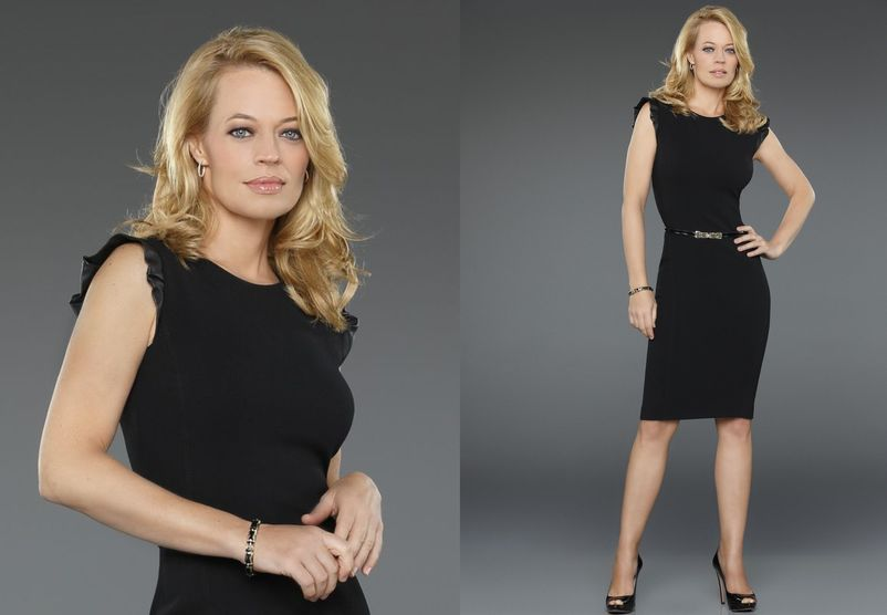 Jeri Ryan Beautiful Film S Star The Quot Body Of Proof Quot Series