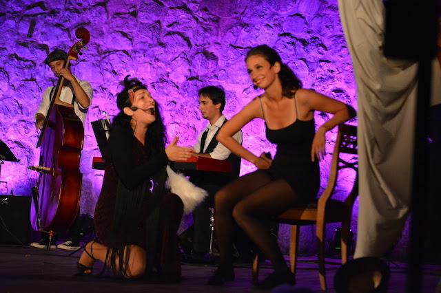 Cabaret à la carte @ Opatija, ljetna pozornica 29.06.2016