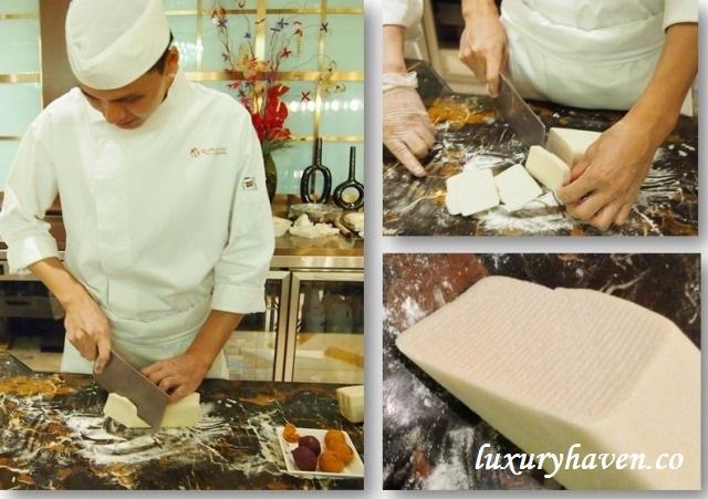 organic japanese golden purple sweet potato mooncake recipes