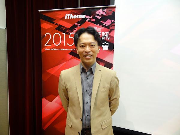 阿碼科技執行長黃耀文