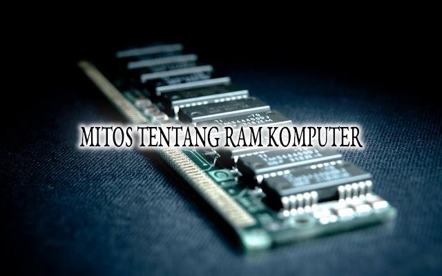 Beberapa pengguna komputer mengungkapkan bahwa semakin besar ukuran RAM maka semakin bagus juga kinerja komputer saat dijalankan. Tetapi, apakah hal ini memang benar? Biar tidak salah paham, yuk ketahui beberapa mitos tentang RAM berikut ini!