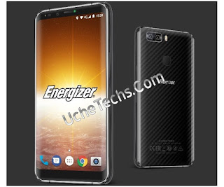 Specs of Energizer Power Max P600S
