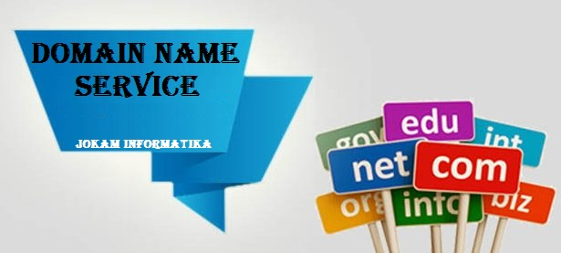 Apa Itu Yang Dimaksud Dengan Domain Name Service (DNS) Server ? - JOKAM INFORMATIKA
