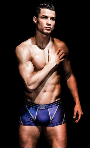 calzoncillos boxer Cristiano Ronaldo colección de hombre otoño invierno