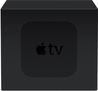 Caixa da nova Apple TV
