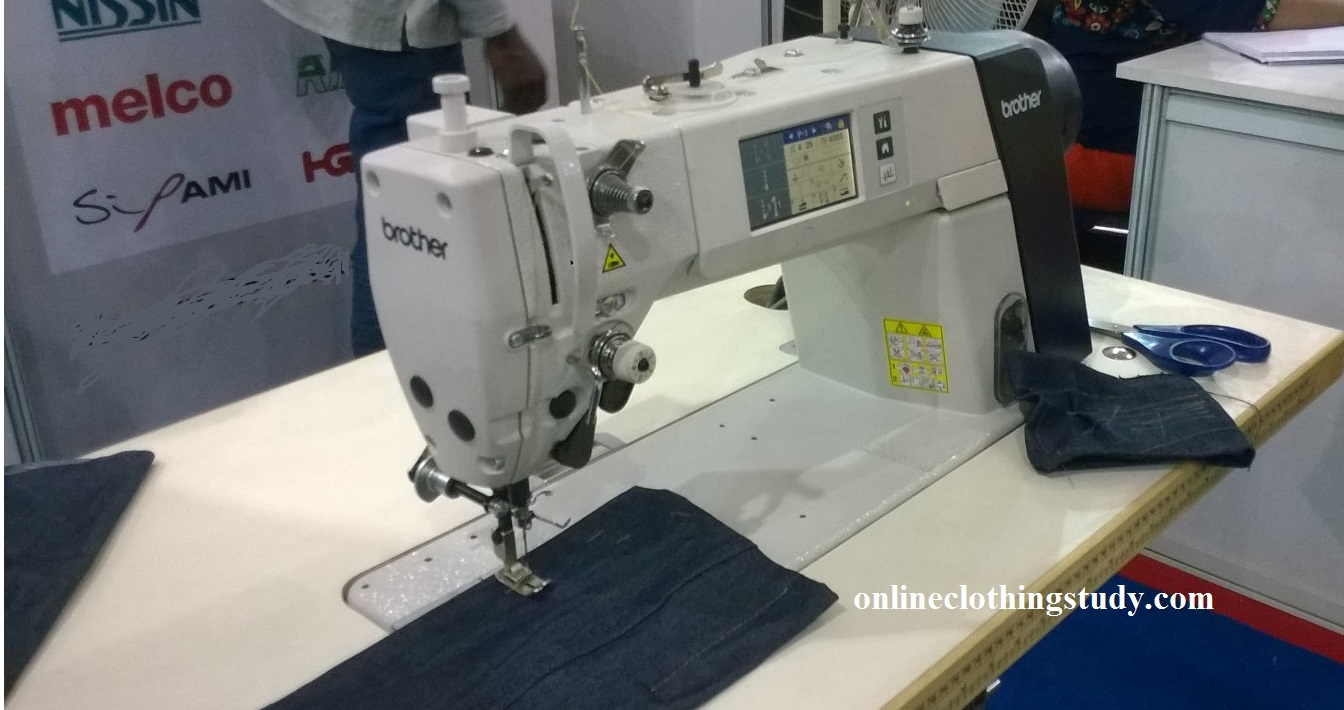 what kinds of machines are required for starting garment business