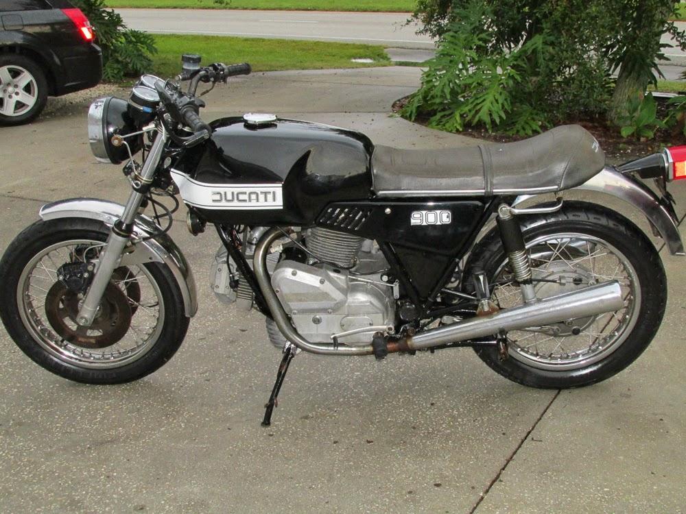 1976 ducati 860 gts for sale