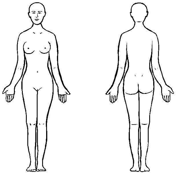 cuerpo de mujer dibujo » Full HD MAPS Locations - Another World ...