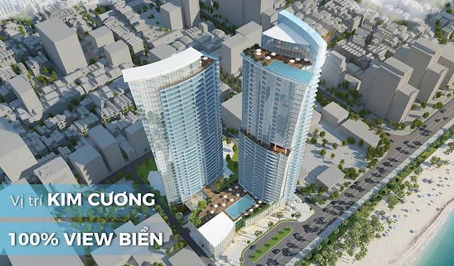 Dự án căn hộ khách sạn Condotel Infinity Field Premier Residences Đà Nẵng
