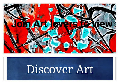 Abstract Modern Paintings, Wall Art,  For Sale by Miabo Enyadike