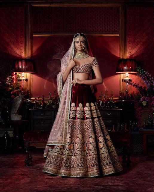 Image result for designer chaniya choli by neeta lulla