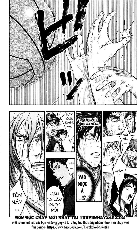 Kuroko No Basket chap 163 trang 21
