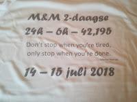 M&M 2-daagse