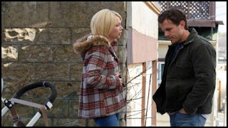 Michelle Williams y Casey Affleck en Mánchester frente al mar