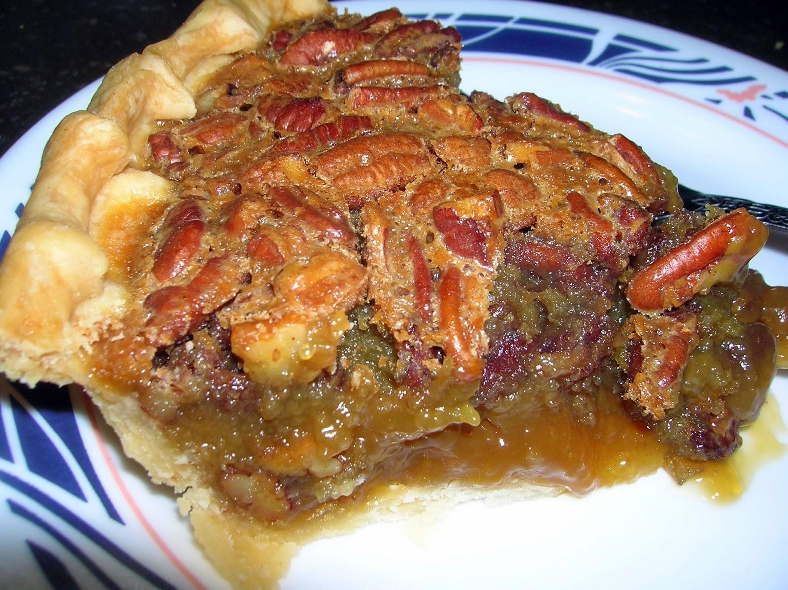 http://cookingitaliancomfortfood.com/2012/03/25/old-fashioned-pecan-pie/