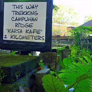 Campuhan Ridge Walk Ubud Bali Trek Jogging Bukan Biasa