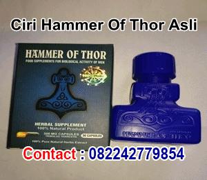 ciri hammer of thor asli distributor hammer of thor obat kuat