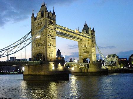 The London Bridge, England
