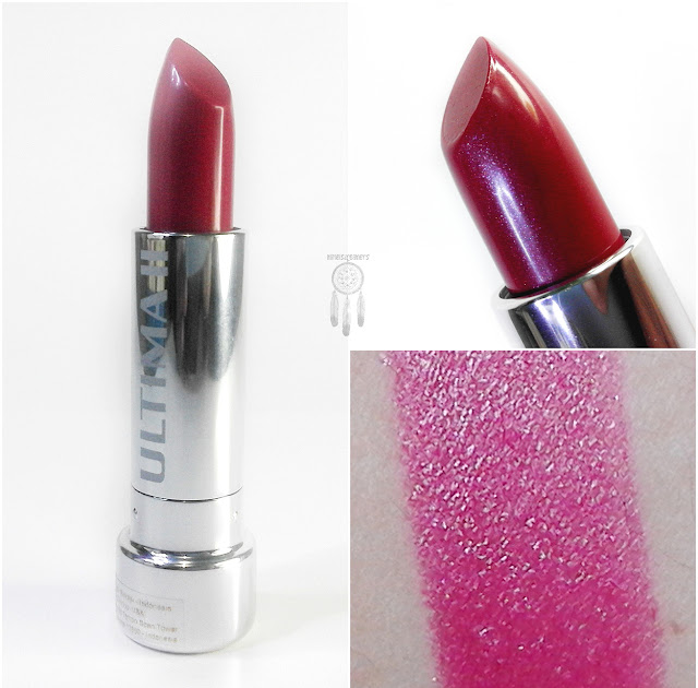 REVIEW ULTIMA II PROCOLLAGEN LIPSTICK