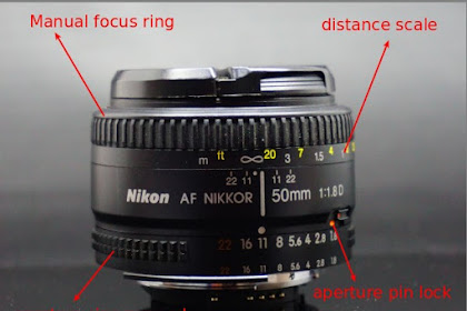 Review Pengguna Lensa Nikon AF 50mm f/1.8D