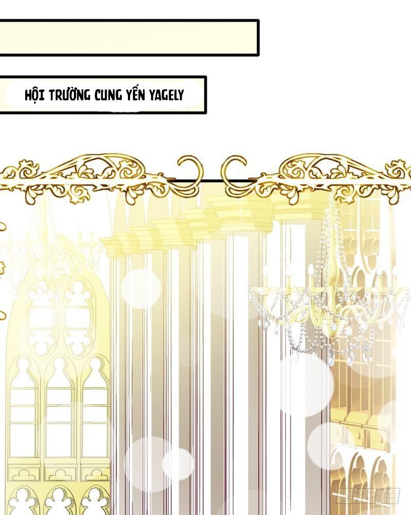Y Tá Ngọt Ngào Của Hoàng Tử chap 13 - Trang 12