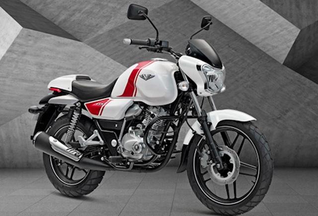 мотоциклы Bajaj V