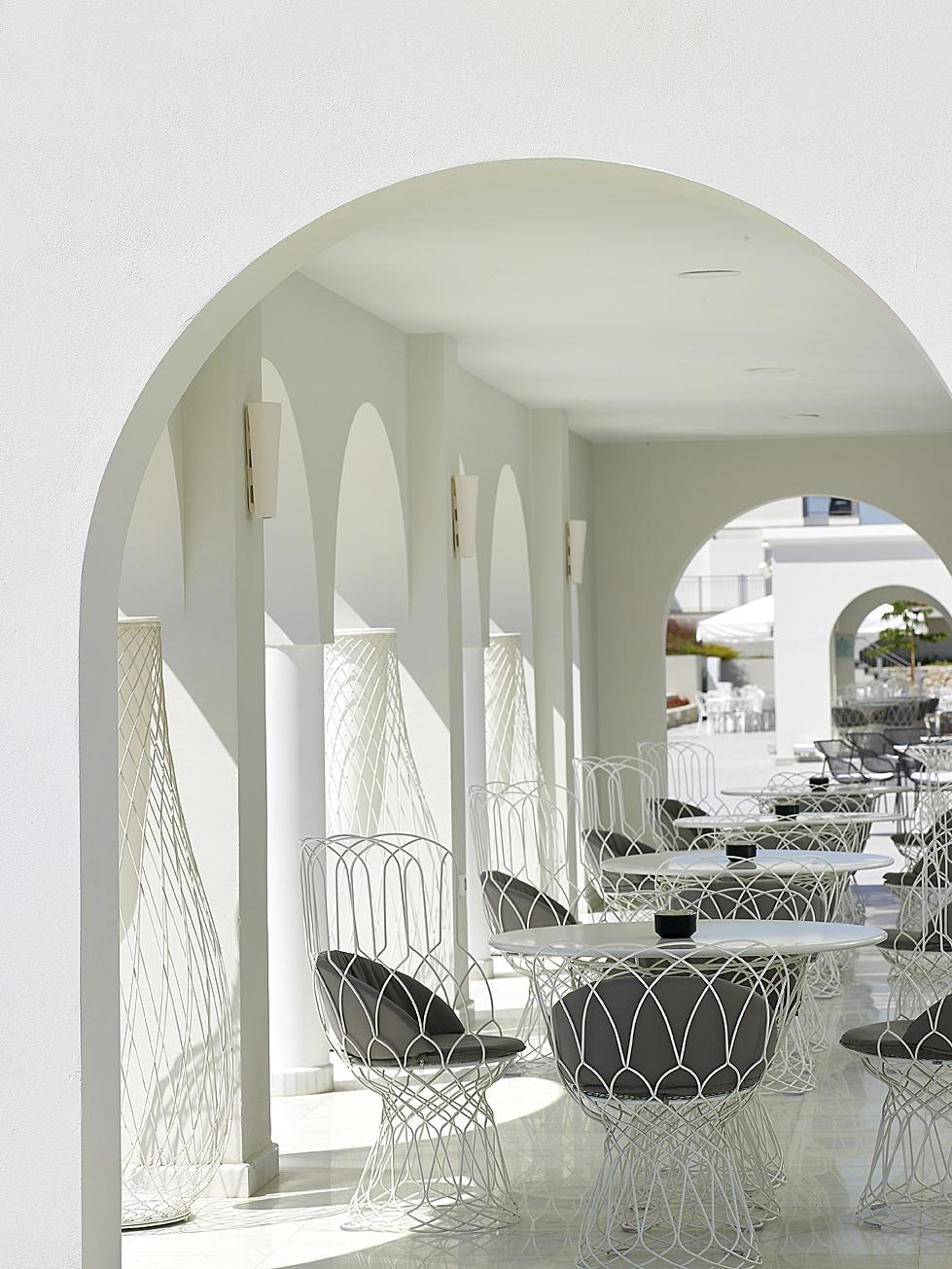 Mexil design hotel anemos luxury grand resort crete for Design hotel crete