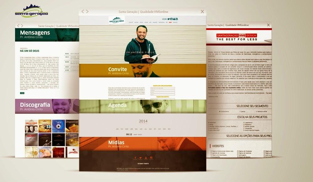 O lançamento ocorreu nesta terça-feira, 28 de outubro. O projeto tem a  assinatura do designer Rossi Lamounier, Diretor da Agência Vive Online. f2fe2bc645
