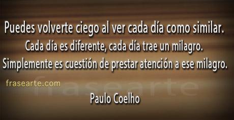 Citas para el día día de Paulo Coelho