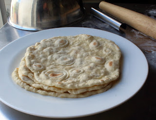 Lebanese Mountain Bread