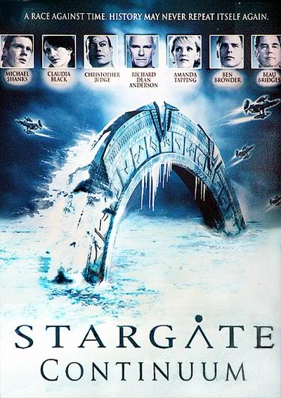 Stargate: Continuum (2008) ταινιες online seires oipeirates greek subs