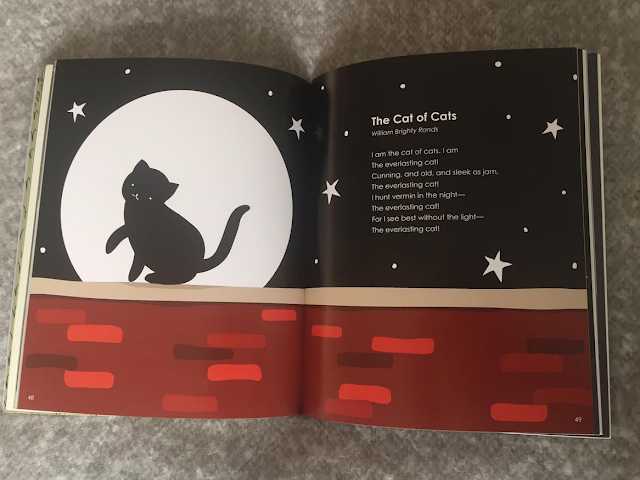 a collection of cat poems