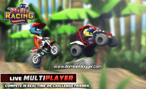 juego Mini Racing Adventures gratis