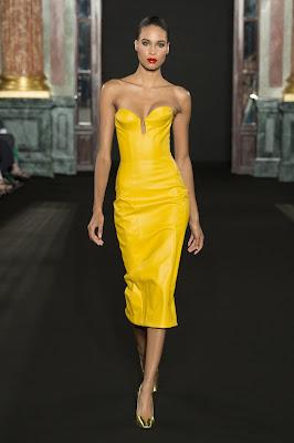 Paris Moda Haftası 2018 Ronald Van Der Kemp 2018 Couture 1